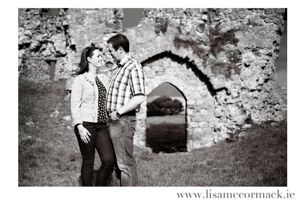 Engagement session Roche Castle