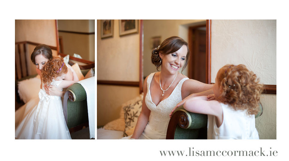 Ballymascanlon House Hotel Wedding Photography